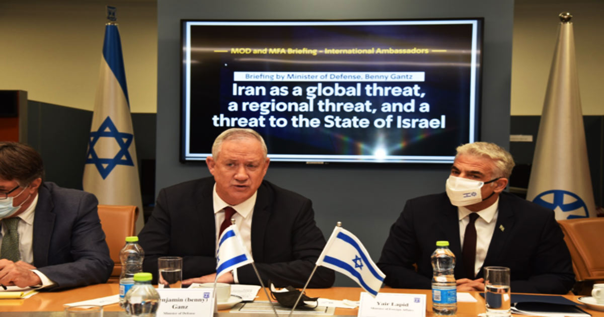 You are currently viewing Rapture Alert: Israel warns they are now 'ready to strike Iran' after new report reveals 10 weeks from nuclear weapon