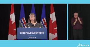 Read more about the article Alberta Chief Health Officer Says Province Will Count All Sick People As COVID Cases, As Long As They Haven't Been Tested