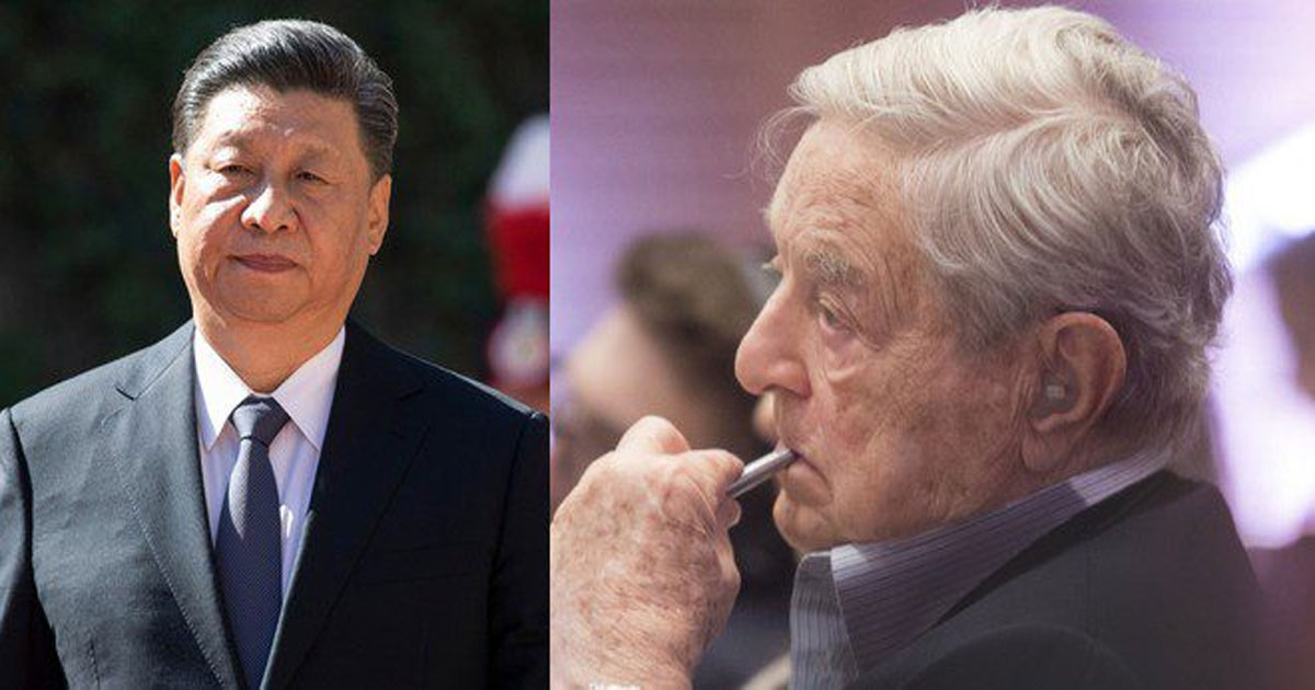 """You are currently viewing China: Soros Is The """"SON OF SATAN"""""""