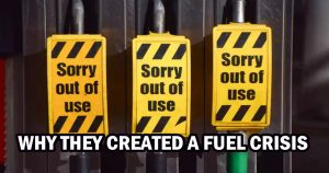 """Read more about the article Why they created a fuel """"crisis""""?"""