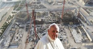 """Read more about the article Massive facility overseen by Pope Francis to pave the way for a """"One World Religion"""" in 2022"""
