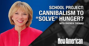 Read more about the article EATING BABIES? Georgia School Has Teens 'Solve' Hunger With Cannibalism