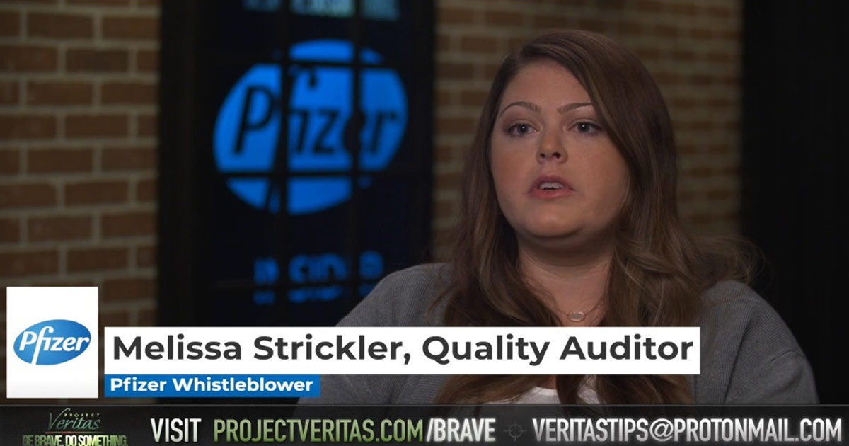 You are currently viewing Pfizer Whistleblower Claims Pfizer Hid Information from the Public About Using Fetal Tissue to Develop their COVID-19 Vaccine