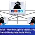How Pentagon shadow army manipulates social media
