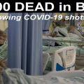 32000 dead in Brazil following Covid Jab